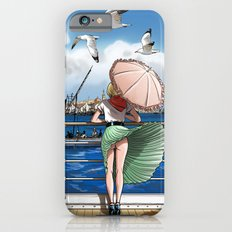 Penny Rogers - Hot wind iPhone 6s Slim Case