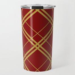 Gryffindor Argyle Travel Mug