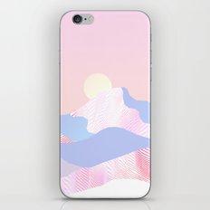Dune Sun iPhone Skin