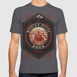 Mountain Buster Bock | FFXIV T-shirt
