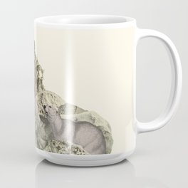 Lima. Bear and maiden. Coffee Mug