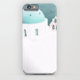 Greece Oia View iPhone Case