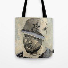 J DILLA Tote Bag