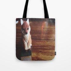 Doorstop Red Fox Tote Bag
