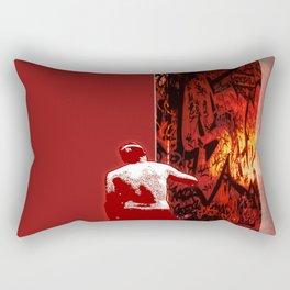 Bombing Rectangular Pillow