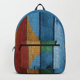 HEART Pop Art Backpack