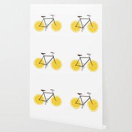 Lemon Bike Wallpaper