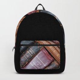 Vintage Books Backpack