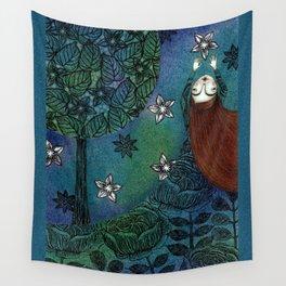 My Summer Stars Wall Tapestry