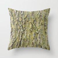 dr seuss Throw Pillows featuring dr. seuss by Sarah Knight