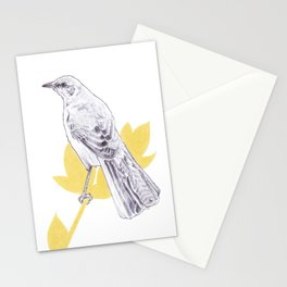 Mockingbird Song Stationery Cards