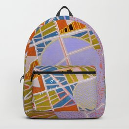 The cities of the Moon Backpack