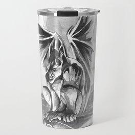 Gargoyle Night Travel Mug