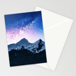 Celestial Glaciations Stationery Cards