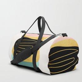 Modern minimal forms 3 Duffle Bag