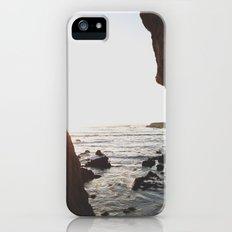Shell Beach View iPhone (5, 5s) Slim Case
