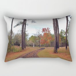 Autumn At The Battlefield Rectangular Pillow