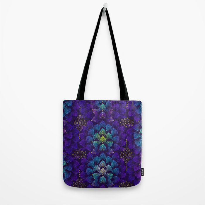 Variations on A Feather IV - Stars Aligned Tote Bag