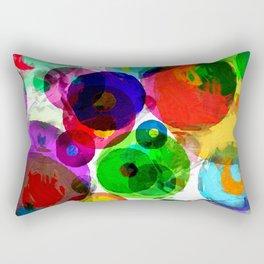 Bällebad Rectangular Pillow