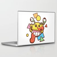 kevin russ Laptop & iPad Skins featuring Burstin by Kevin Berquist by UCO Design