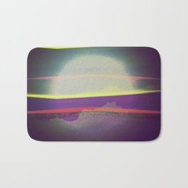 Signs in the Sky Collection - Falling Moon Bath Mat