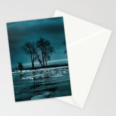 Distorted Reflections Stationery Cards