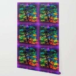 fairy tree Wallpaper
