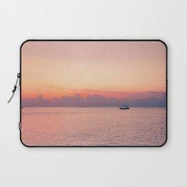 Balinese sunsets Laptop Sleeve
