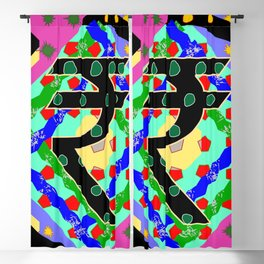 Fruit Machine 11 Blackout Curtain