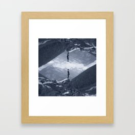 Uploading Nature Framed Art Print