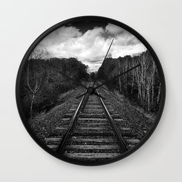 Vagabond Dreams Wall Clock