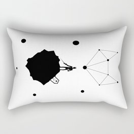 The Not So Little Prince Anymore Rectangular Pillow
