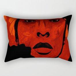 Mother Africa Rectangular Pillow