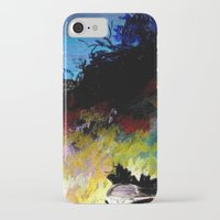 twilight iPhone & iPod Cases featuring Twilight by Ivanushka Tzepesh