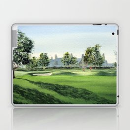 Winged Foot Golf Course New York Laptop & iPad Skin