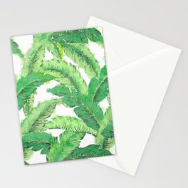 Banana for banana leaf Stationery Cards