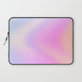 Wavy Gradient Colors - Mixed Pastels Color Laptop Sleeve