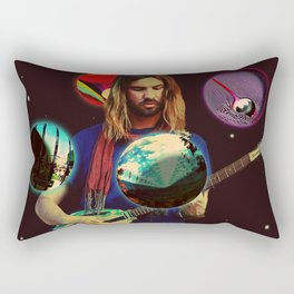 Kevin Parker Tame Impala Rectangular Pillow