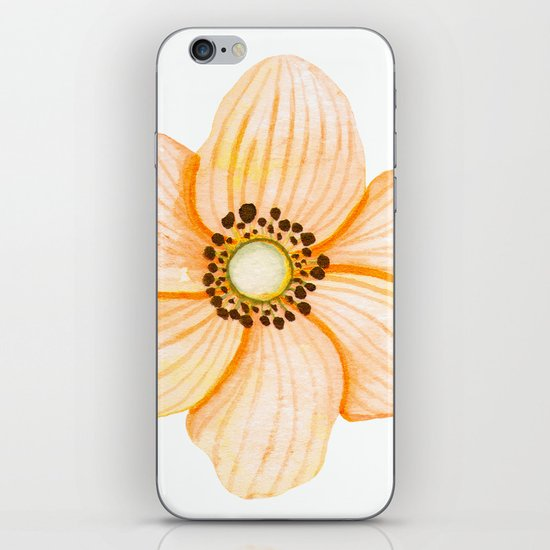 One Orange Flower by context