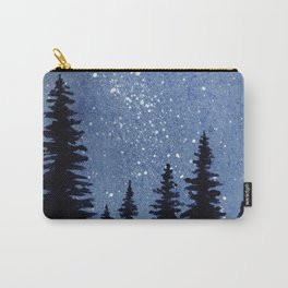 Starry Pines Carry-All Pouch