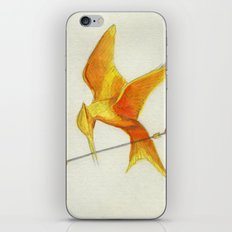 Mockingjay THGames iPhone & iPod Skin