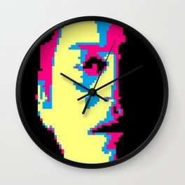 Mitch Wall Clock