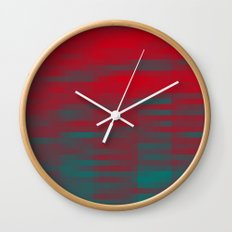 Modern Love Wall Clock