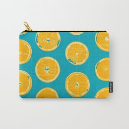 Summer Lemons Carry-All Pouch