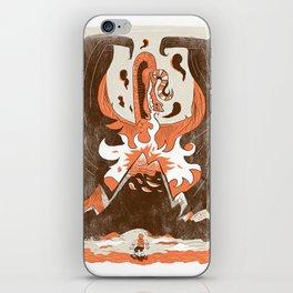"The ""Dwarf"" & Dragon iPhone Skin"