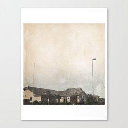 Urbania One Canvas Print