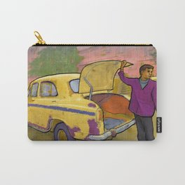 Kolkata Taxi Carry-All Pouch