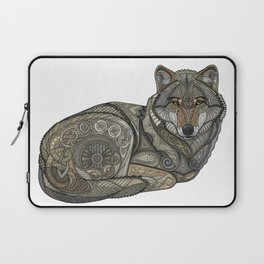 Norse Wolf Laptop Sleeve