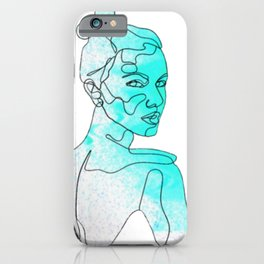 Sensual Syndrome Part 3 iPhone Case
