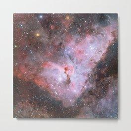 Eta Carinae Nebula Metal Print